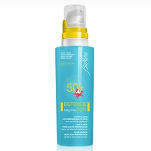 BIONIKE DEFENCE SUN BAMBINI LATTE SPRAY SPF50+