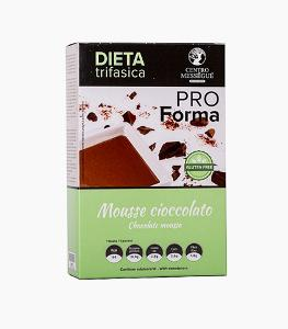 DIETA PRO FORMA MOUSSE CEReali cioccolato centro messegue