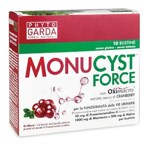 MONUCYST FORCE 10BUST