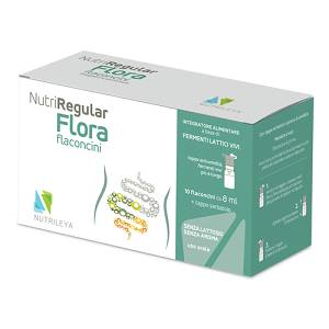 NUTRIREGULAR FLORA 10FL 10ML