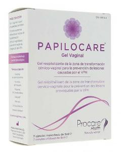 PAPILOCARE GEL VAG 7 CANNULE 5ML