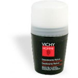 VICHY HOMME DEO ROLL-ON 72h ANTITRASPIRANTE 50 ml.