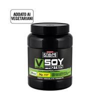 GYMLINE MUSCLE VEG SOY PROTEINE PANNA/CACAO 800 gr